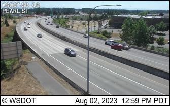 SR 16 at MP 3.7: SR 163 Interchange (Pearl St)