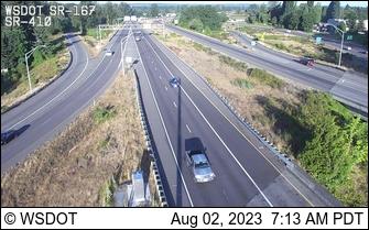 SR 167/SR 410 Interchange