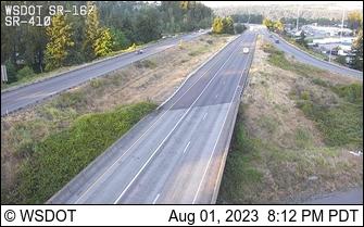 WSDOT - SR 167 at MP 7: SR 410 Interchange - Washington