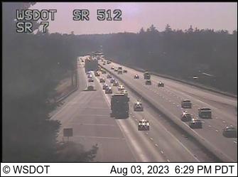 SR 512 at MP 2.2: SR 7 Interchange