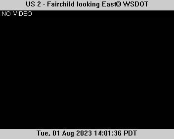 Fairchild looking East