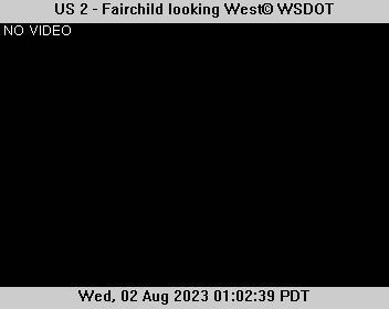 Fairchild looking West
