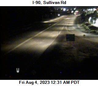 I-90 at MP 291.9: Sullivan