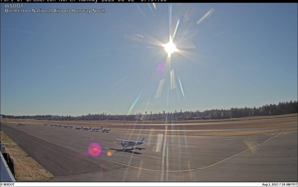 Bremerton National Airport North
