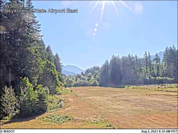 Skykomish Airport East