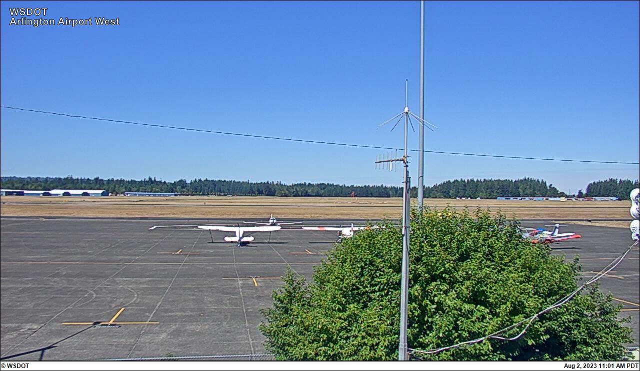 Arlington Municipal Airport West