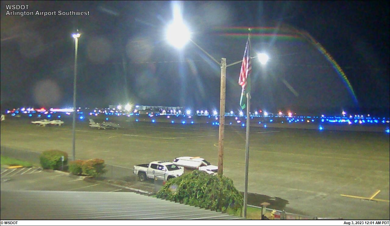 Arlington Airport South