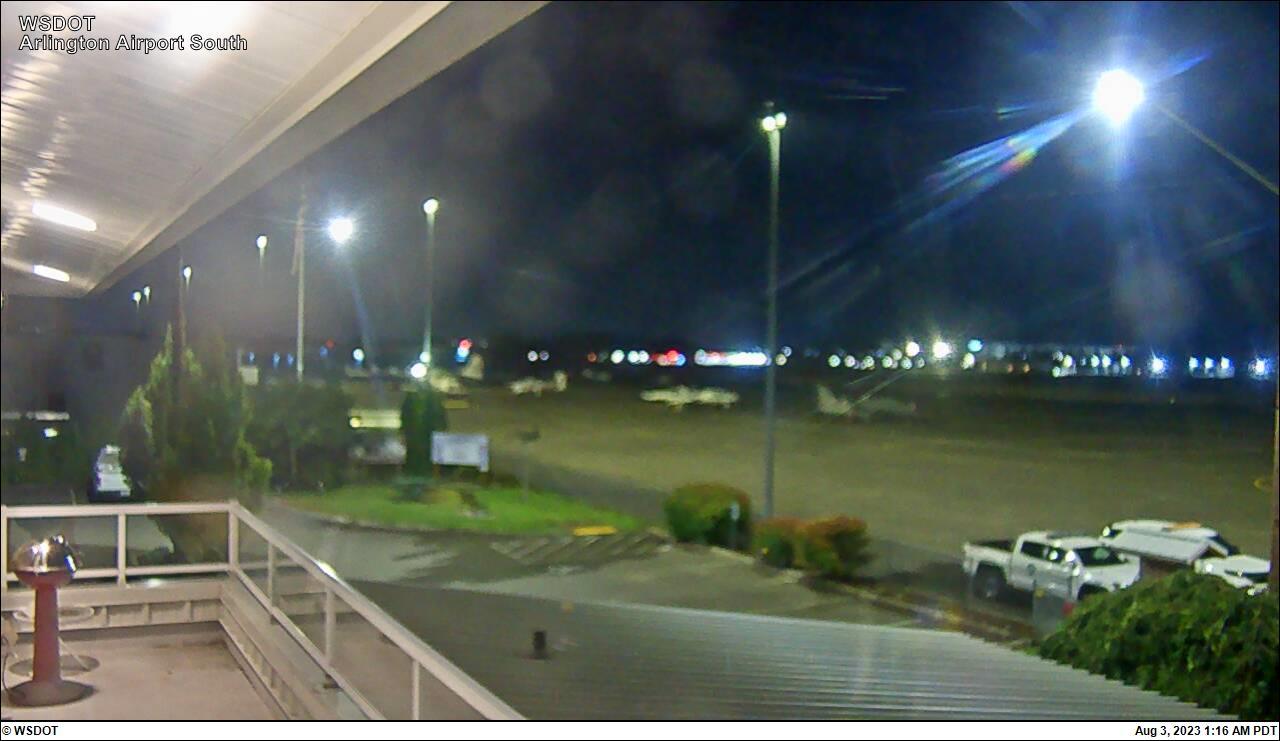 Arlington Airport Northwest