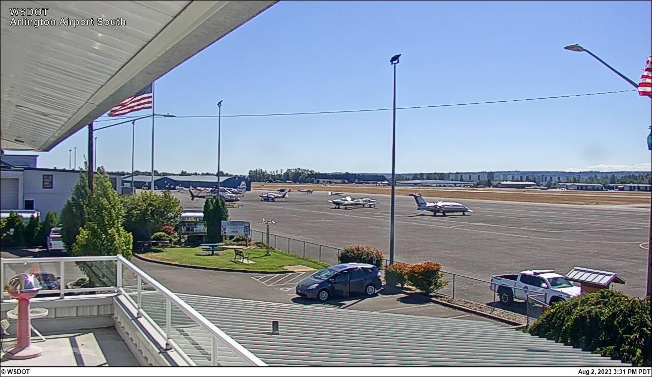 Arlington Municipal Airport Northwest