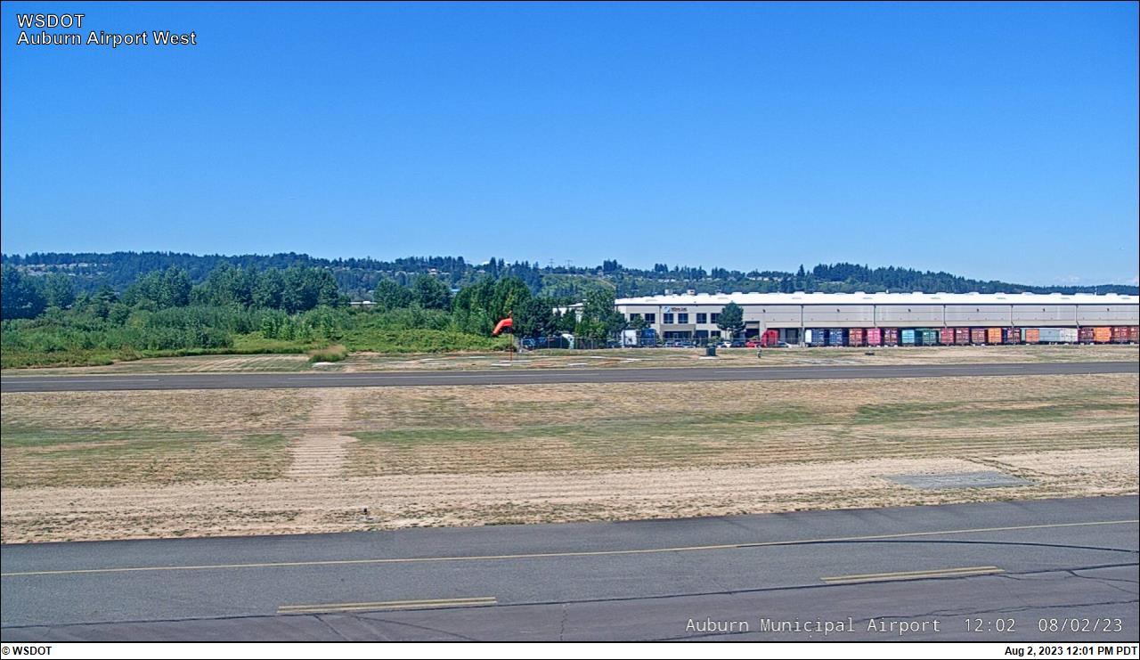 Auburn Municipal Airport West
