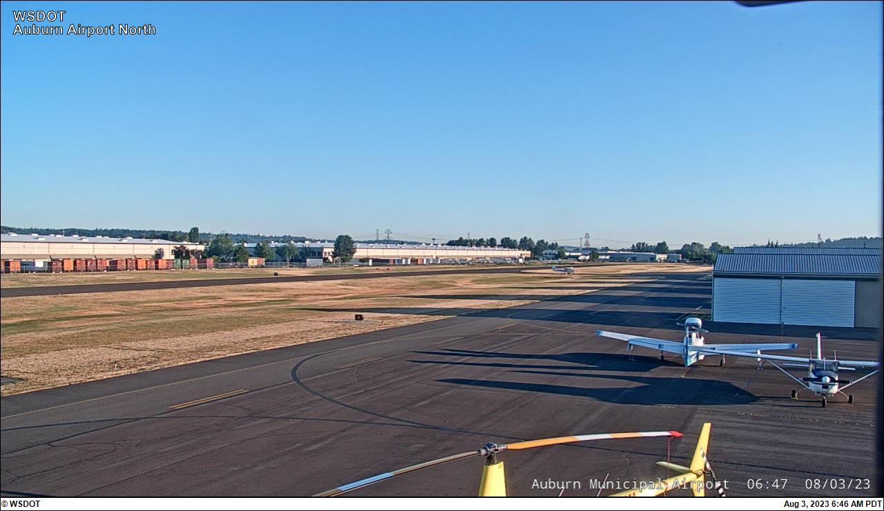 Auburn Municipal Airport North