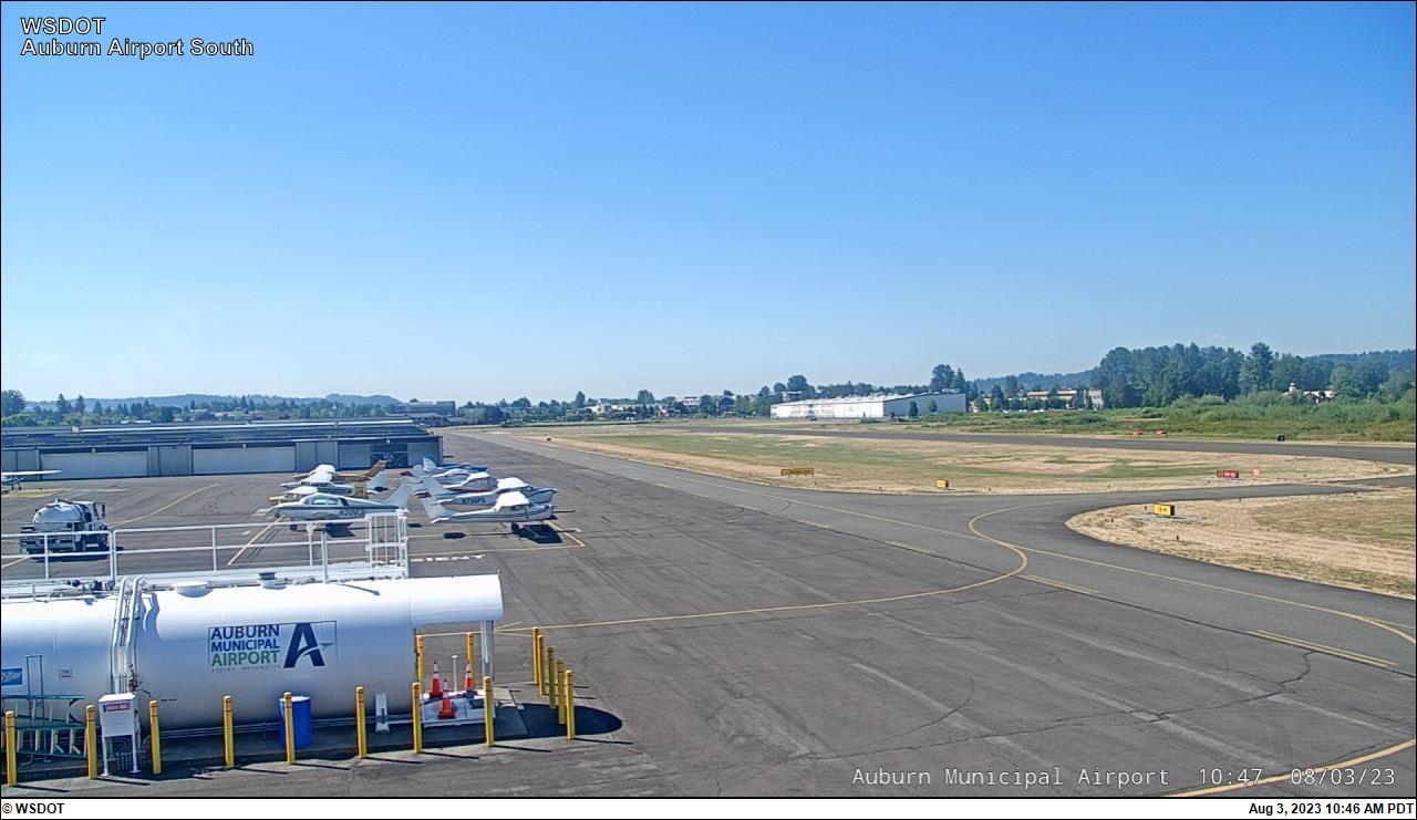 Auburn Municipal Airport South