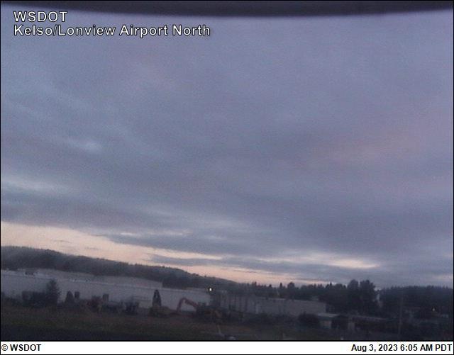 Kelso-Longview Regional Airport North View