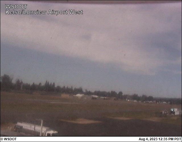 Kelso-Longview Regional Airport West View