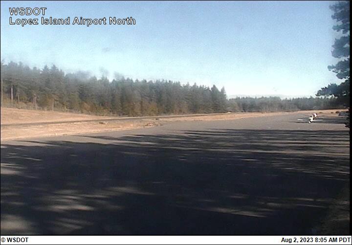 Lopez Island Airport North