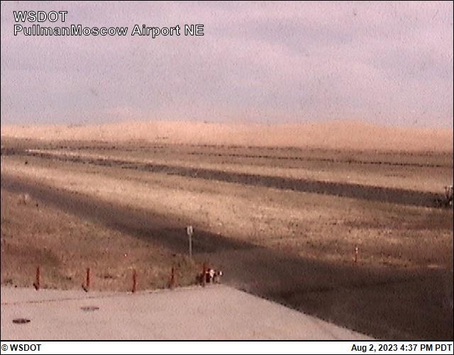 Pullman-Moscow RegionalAirport Northeast