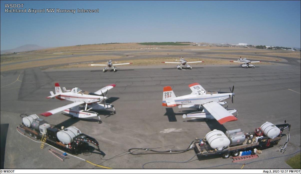 Richland Airport