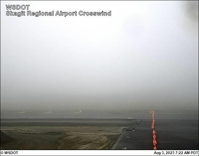 Skagit Regional Airport Crosswind