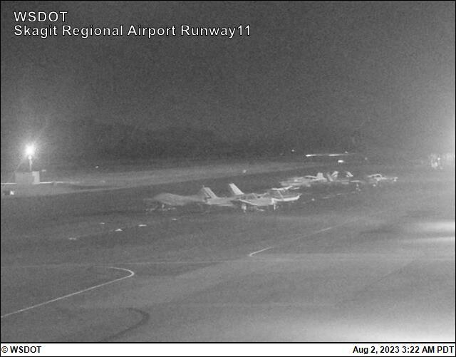 Skagit Regional Airport Runway 11