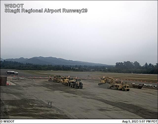 Skagit Regional Airport Runway 29