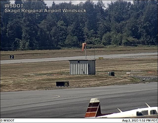 Skagit Regional Airport Windsock