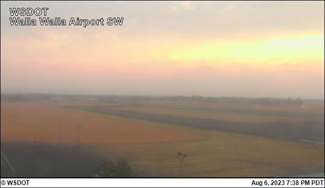 Walla Walla Regional Airport Southwest