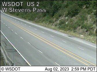 US 2 MP 62 Old Faithful Avalanche Zone