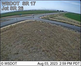 SR 17 at MP 28.38: SR 26 Interchange