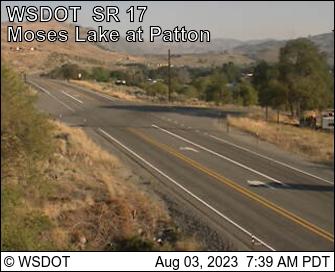 SR 17 MP 56.6 Moses Lake at Patton Blvd