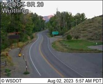 SR 20 MP 192.5 Winthrop - Rader Rd