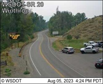 SR 20 at MP 192.5: Winthrop - Rader Rd