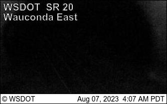 SR 20 at MP 289: Wauconda (View East)
