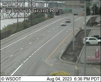 SR 28 at MP 4.3: Bypass at Grant Rd