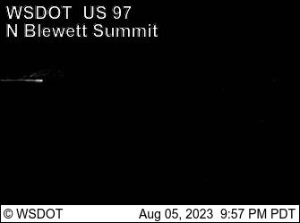 US 97 MP 164 Blewett Pass Summit