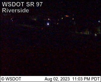 US 97 at MP 299: Riverside