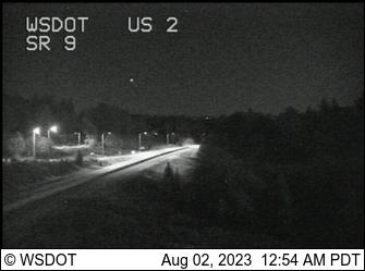 US 2 at MP 5: SR 9 Interchange