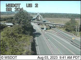 US 2:  SR 204 Interchange