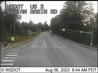 US 2 at Sultan Basin Rd