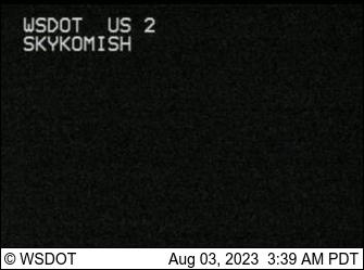 US 2 at MP 48.7: 5th St (Skykomish)