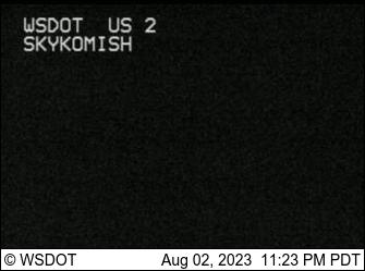 US 2 at MP 45.6 (Skykomish)