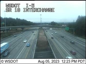 I-5/SR 18 Interchange