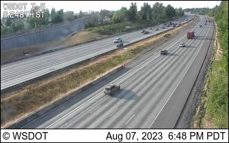 I-5 at MP 148.4: S 248th St