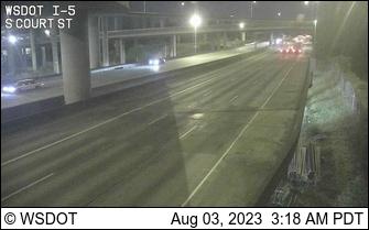 WSDOT - Seattle Area Camera List