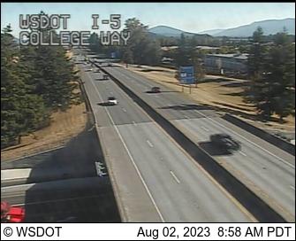 I-5: College Way