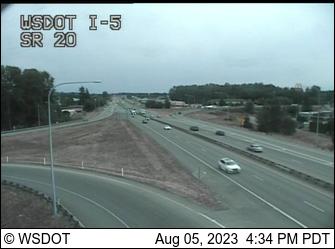 I-5: SR 20