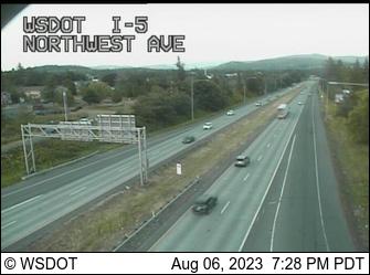 I-5: Northwest Ave