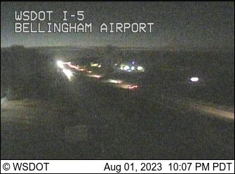 I-5: Bellingham Airport