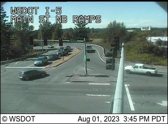 I-5: Main St NB Ramps