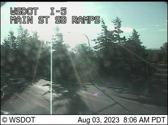 I-5: Main St SB Ramps