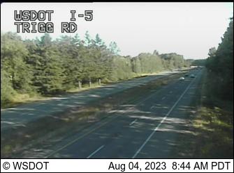I-5 at MP 264.8: Trigg Rd
